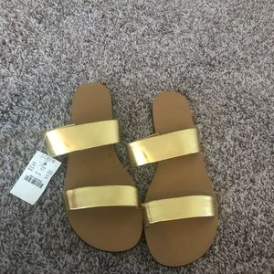New Jcrew sandals